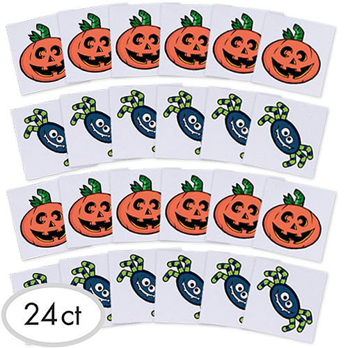 Pumpkin Halloween Boo Kit for 6 Guest Image #6
