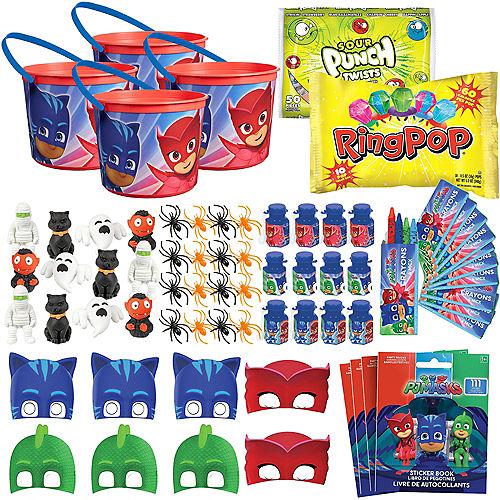 PJ Masks Halloween Boo Kit for 4 Guest Image #1