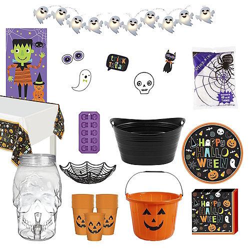 Kid-Friendly Halloween Party Kit Image #1