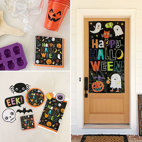 Kid-Friendly Halloween Party Kit Image #2