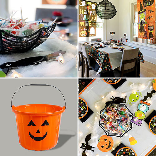 Kid-Friendly Halloween Party Kit Image #4