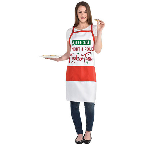 Child & Me Santa's Reindeer Cookie Decorating Kit with Aprons Image #6