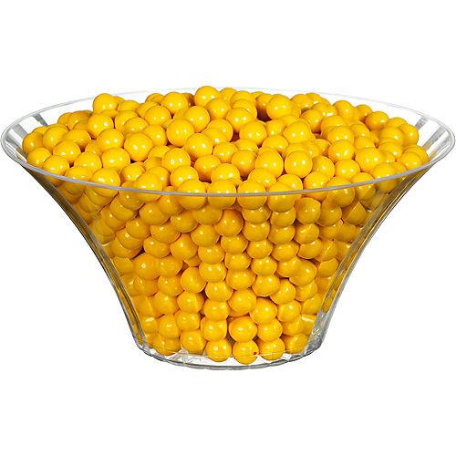 Yellow Chocolate Sixlets, 35oz Image #2