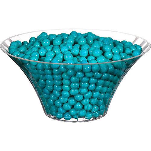 Caribbean Blue Chocolate Sixlets, 35oz Image #2