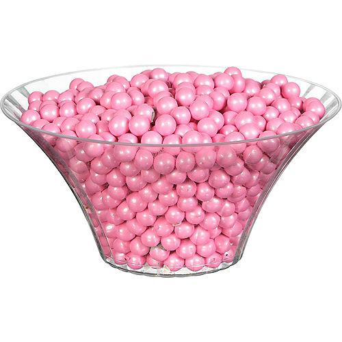 Pink Chocolate Sixlets, 35oz Image #2