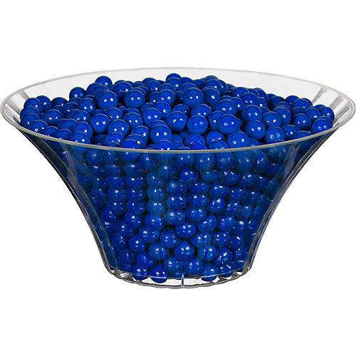 Royal Blue Chocolate Sixlets, 35oz Image #2