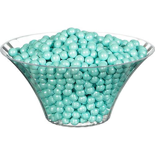 Blue Chocolate Sixlets, 35oz Image #2