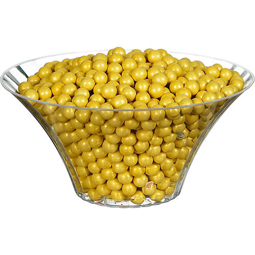 Gold Chocolate Sixlets, 35oz Image #2