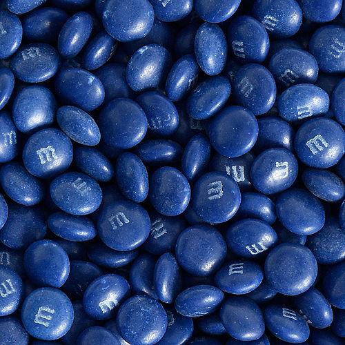 Dark Blue Milk Chocolate M&M's, 16oz Image #2