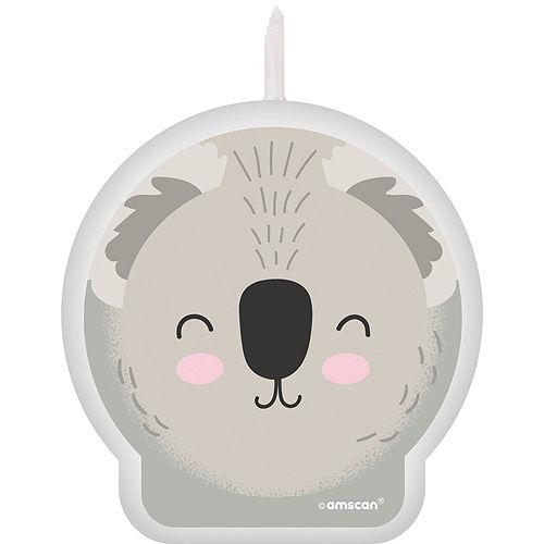 Koala Birthday Tableware Kit for 8 Guests Image #8