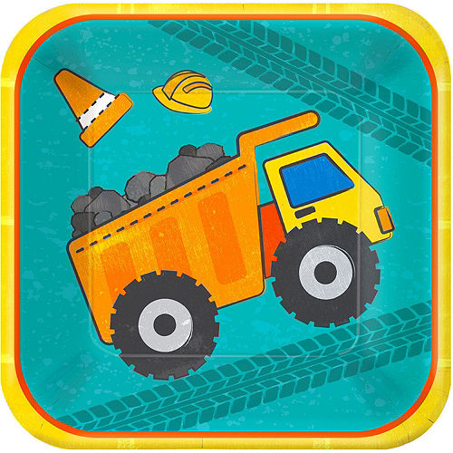 Construction Birthday Party Kit for 16 Guests Image #3