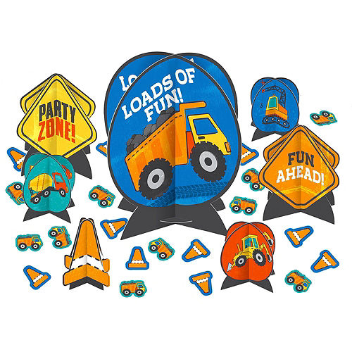 Construction Birthday Party Accessory Kit Image #4