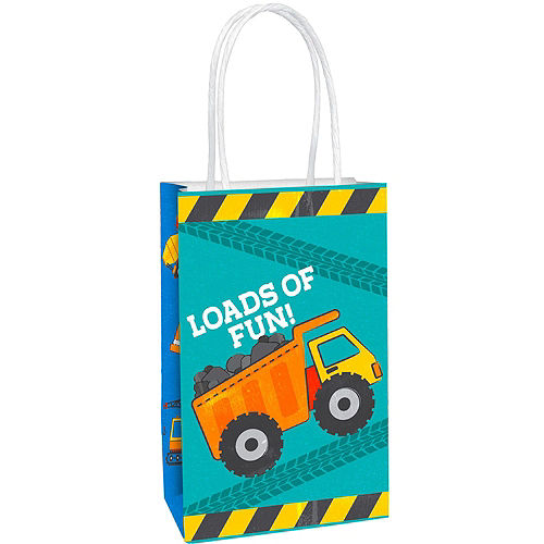 Construction Birthday Party Accessory Kit Image #5