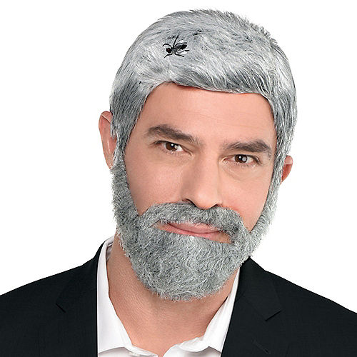 Fly Hair, Don't Care VP Debate Costume Accessory Kit Image #1