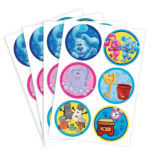 Blue's Clues & You! Stickers, 24pc Image #1