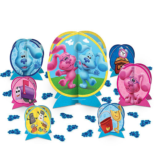 Blue's Clues & You! Table Decorating Kit, 31pc Image #1