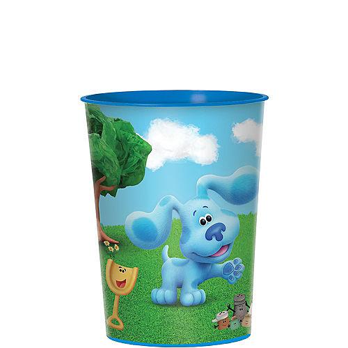 Blue's Clues & You! Plastic Favor Cup, 16oz Image #1