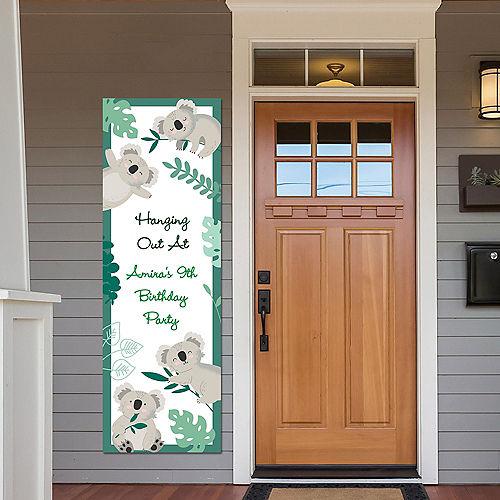 Custom Koala Vertical Banner Image #1