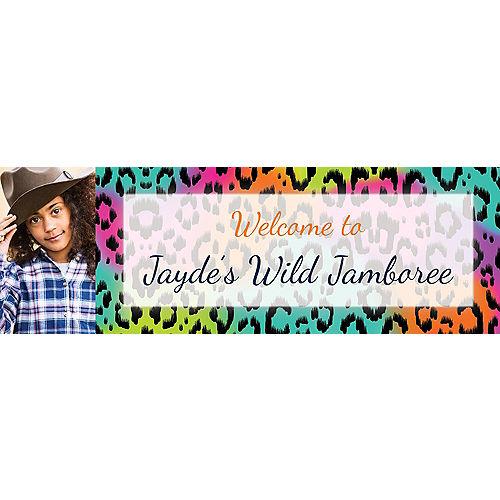 Custom Wild Child Photo Horizontal Banner Image #1