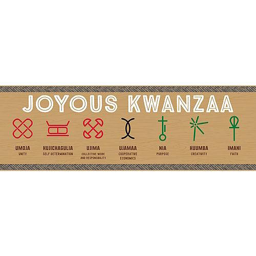 Kwanzaa Horizontal Banner Image #1