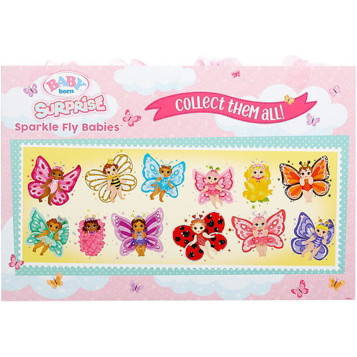 Baby Born Surprise Sparkle Fly Babies Mystery Pack Image #5