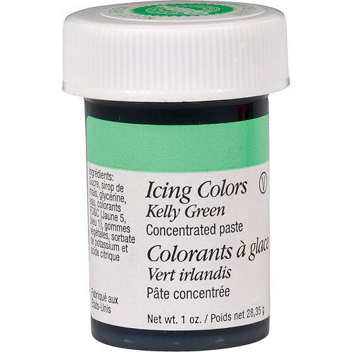 Green & White Cupcake Decorating Kit Image #4