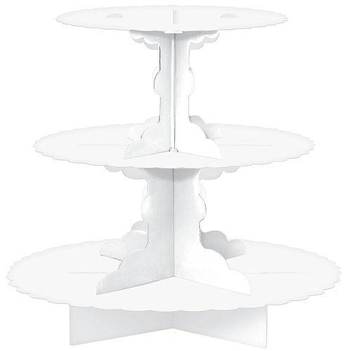 Green & White Cupcake Decorating Kit Image #7