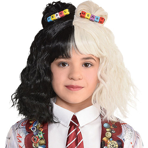 Cruella de Vil Wig for Kids - Cruella Image #1