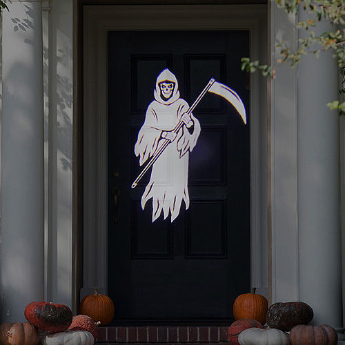 Animated Grim Reaper Motion Projector, 4in x 7in Image #2