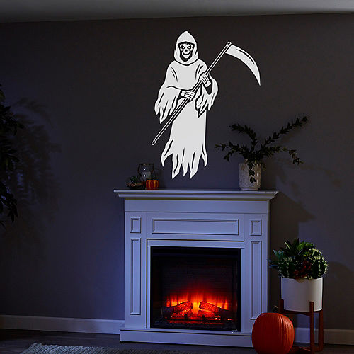 Animated Grim Reaper Motion Projector, 4in x 7in Image #3