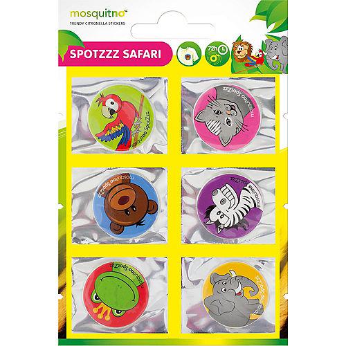 MosquitNo Animal Citronella Stickers, 6ct Image #2