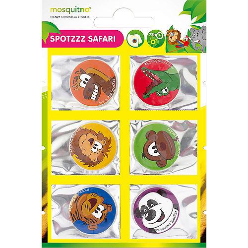 MosquitNo Animal Citronella Stickers, 6ct Image #3