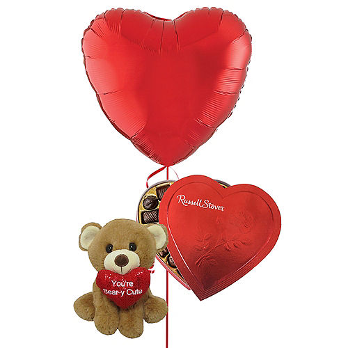 Bear-y Cute Valentine's Day Gift Set Image #1