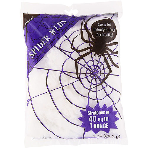Animated Light-Up Talking Hunched Grim Reaper Fog & Spiderweb Halloween Outdoor Decorating Kit Image #7