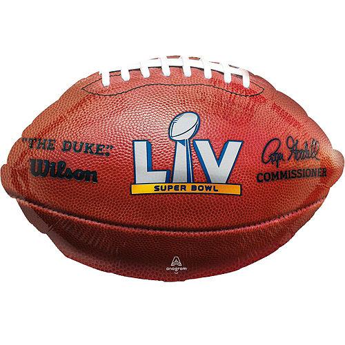 Super Bowl 55 Foil Balloon Bouquet, 5pc Image #5