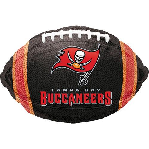 Tampa Bay Buccaneers Helmet Foil Balloon Bouquet, 5pc Image #5