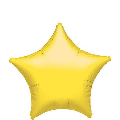KC Chiefs Jersey Foil Balloon Bouquet, 5pc Image #2