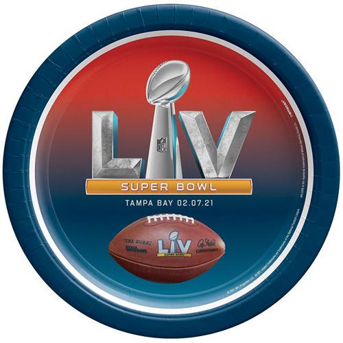 Premium Super Bowl Party Kit for 10 Guests Image #3
