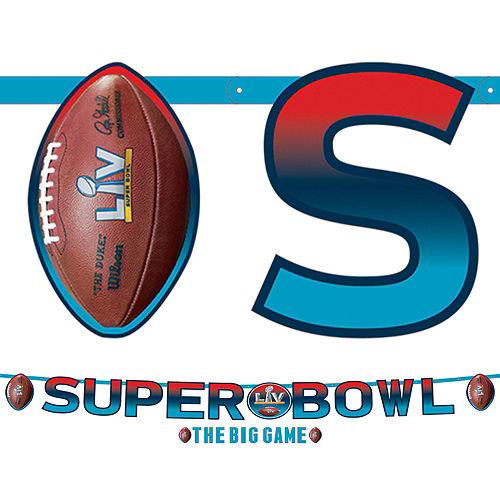 Premium Super Bowl Party Kit for 10 Guests Image #7