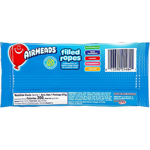 Airheads Filled Ropes Candy, 2oz - Original Fruit Image #3