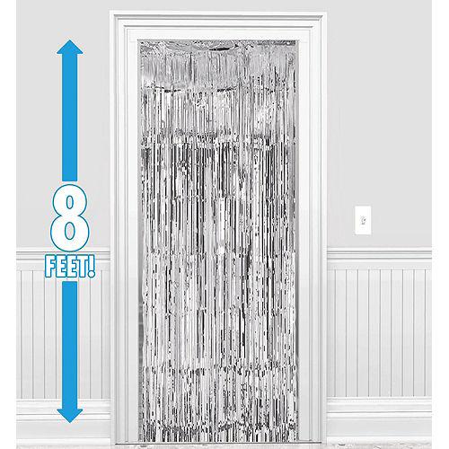 DIY Berry Graduation Balloon Backdrop Kit, 33pc Image #5