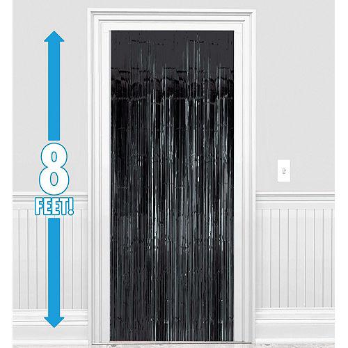 Grand DIY Silver Graduation Balloon Backdrop Kit, 8pc Image #5