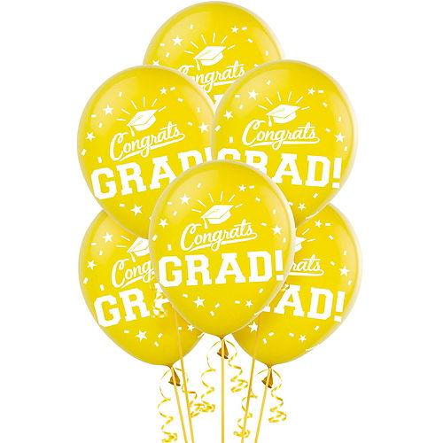 2021 Yellow Drive-By Graduation Kit Image #4