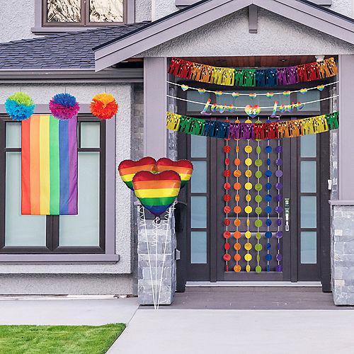 Love is Love Pride Porch Decorating Kit Image #1