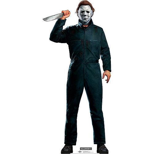 Michael Myers Halloween Cardboard Cutout, 6.1ft Image #1