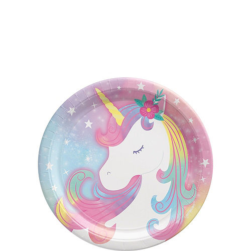 Enchanted Unicorn Party Kit for 8 Guests Image #2