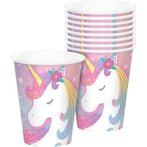 Enchanted Unicorn Party Kit for 8 Guests Image #6