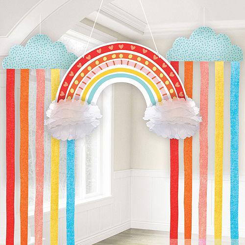 Retro Rainbow Decorating Kit Image #4