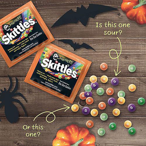 Skittles Shriekers Fun Size Packs, 10.72oz - Halloween Candy Image #5