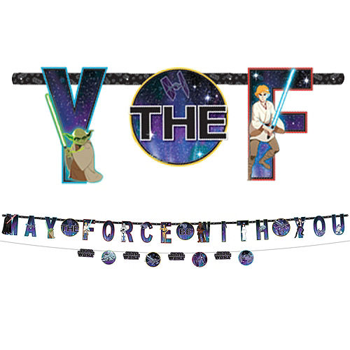 Star Wars Galaxy of Adventures Party Kit for 8 Guests Image #9